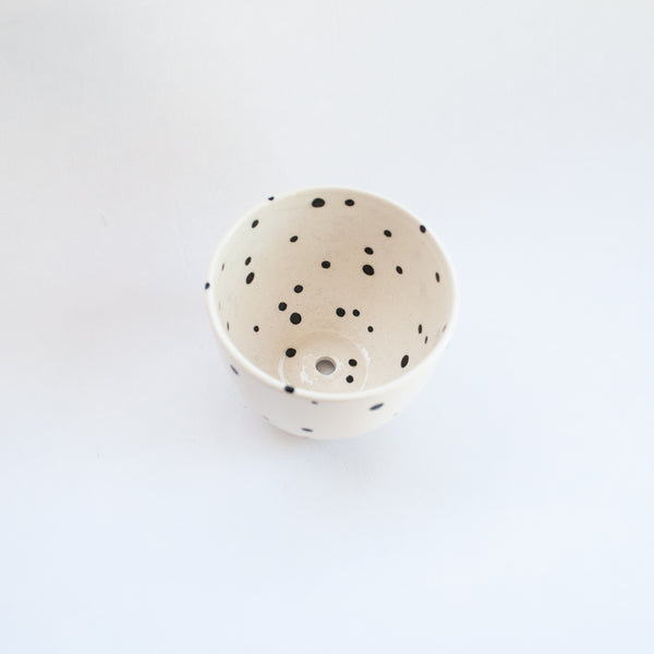 Franca Small Dot Planter