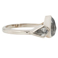 In Orbit Diamond Ring