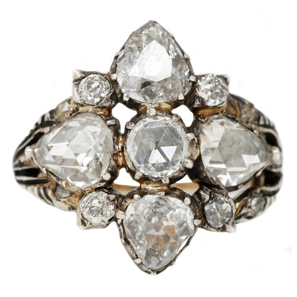 Rock of Ages Diamond Ring