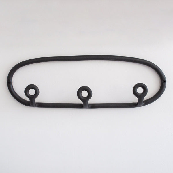 SIN Ceramics Trio Ceramic Coat Rack