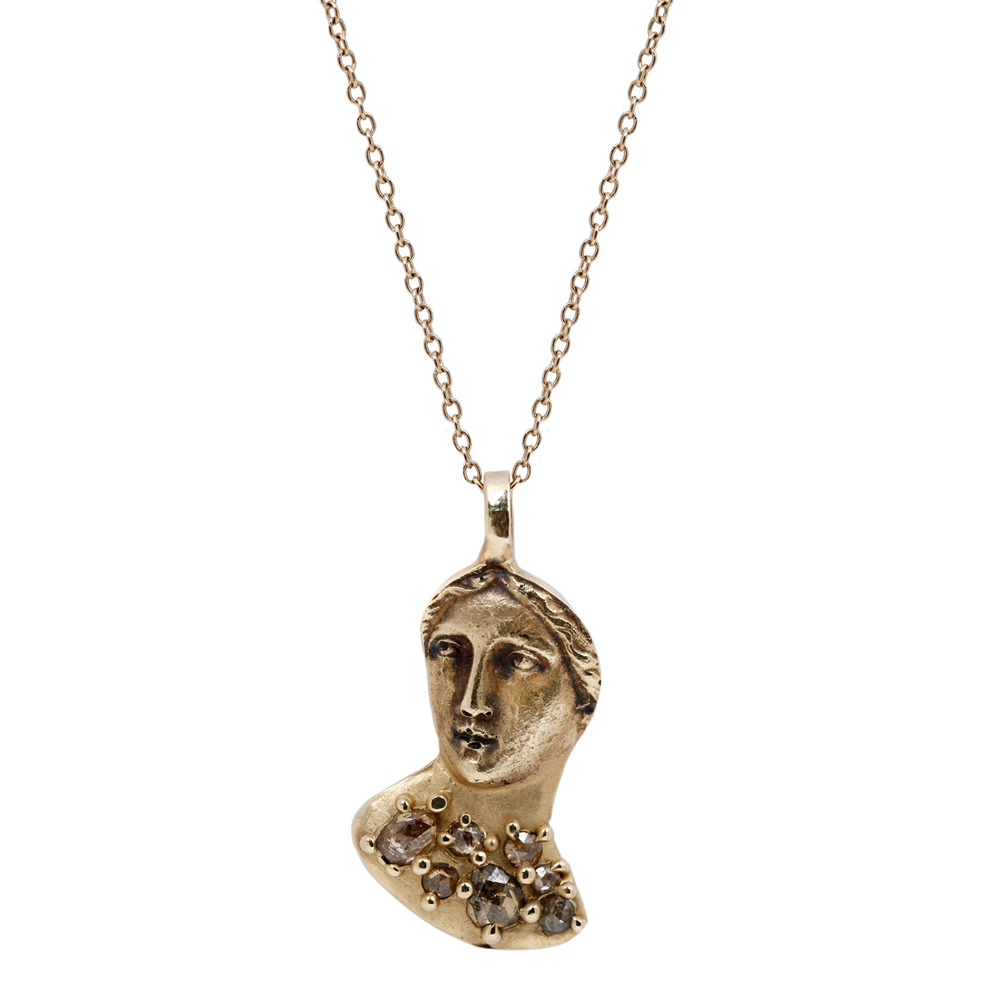 Atelier Narcé Temperance Pendant Necklace