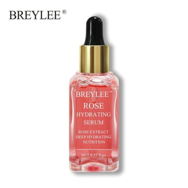 BREYLEE Serum Series Hyaluronic Acid Vitamin C Whitening Face Skin Care Rose Nourish 24k Gold Firm Soothing Repair Essence 1pcs - 1pcs Rose