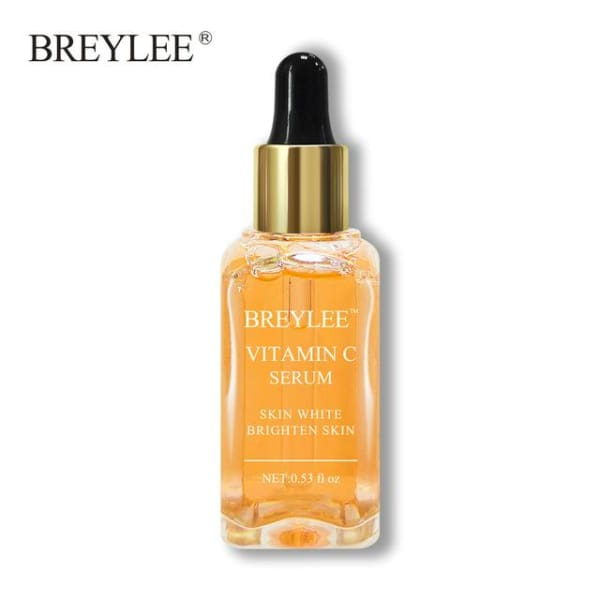 BREYLEE Serum Series Hyaluronic Acid Vitamin C Whitening Face Skin Care Rose Nourish 24k Gold Firm Soothing Repair Essence 1pcs - 1pcs VC