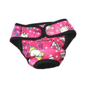 3 PCS Pet Dog Sanitary Physiological Underwear dog clothes PetsWheel