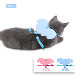 Pet Angel Wings Chest Straps harness PetsWheel