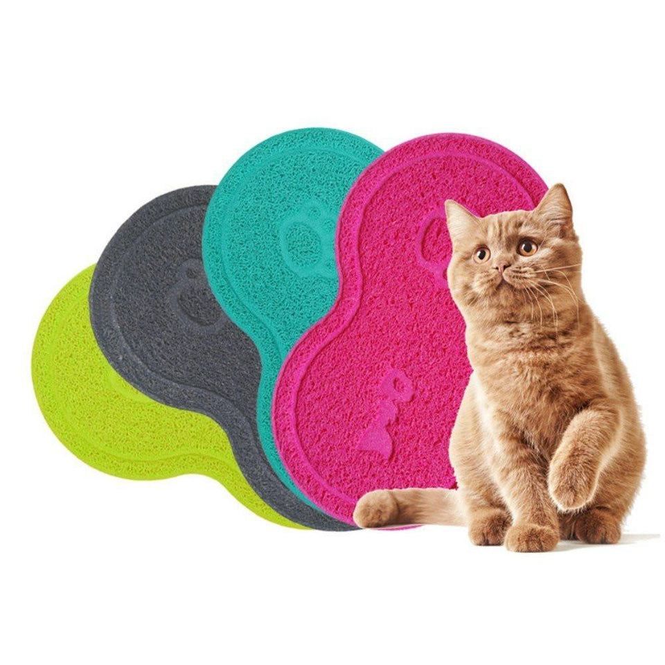 Pet Feeding Mat mat PetsWheel