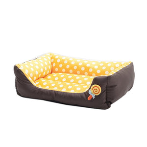 Pet Soft Bed bed PetsWheel Blue L