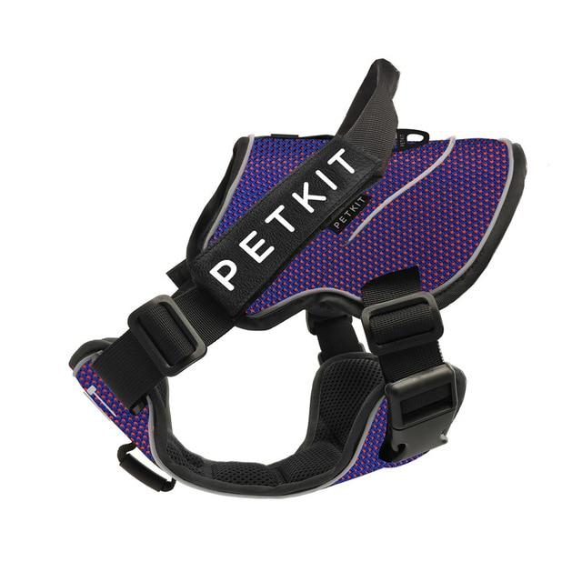 PETKIT Pet Dogs Harnesses harness PetsWheel Blue-Orange S