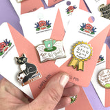 Best Sellers Pin Bundle - 4 Of Each Pin Design