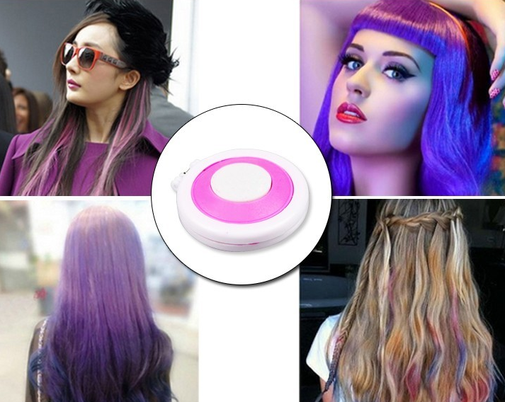 Fashion Spray Colored temporary hair chalk powder hair dye