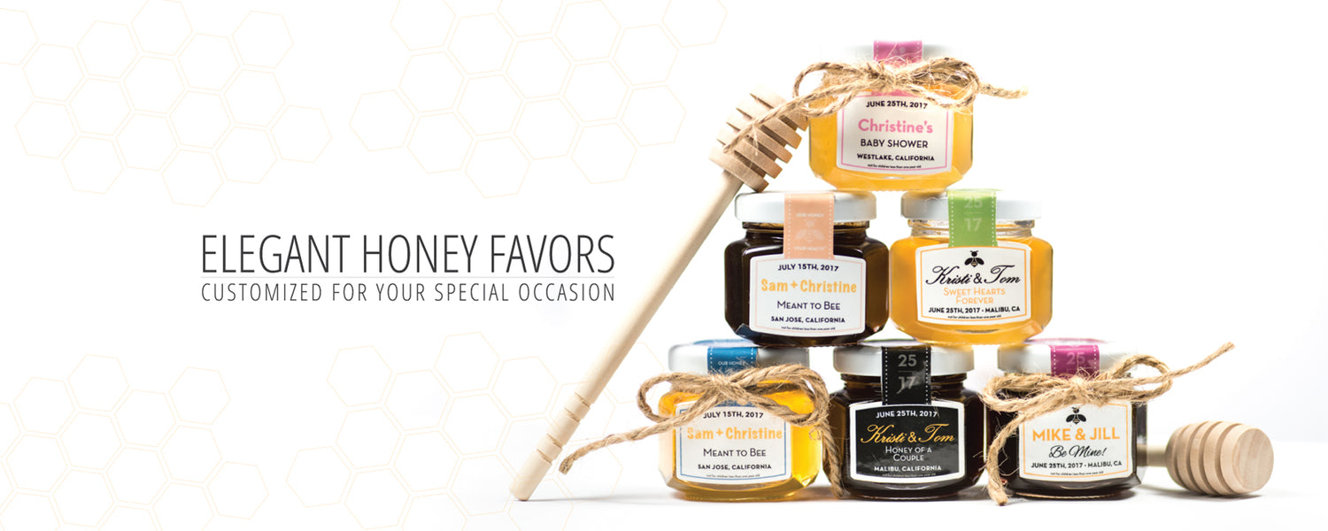 100% Pure Raw Honey Straight From The Beehive! – Bloom Honey