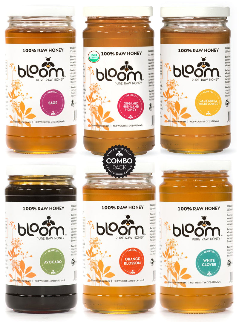 Best of Bloom 6 Pack