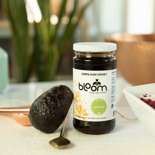 Bloom Honey for Health - 1lb Jars