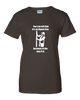 "Lenny Pepperbottom  ""You can tell it's an Aspen...""   T-shirt (Women's Sizes)"