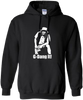 Black Hoodie (pick your design!)