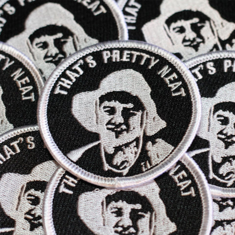 """That's Pretty Neat"" Iron-On Patch"