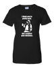 "Lenny Pepperbottom  ""I Respect Your Distance"" T-shirt (Women's Sizes)"