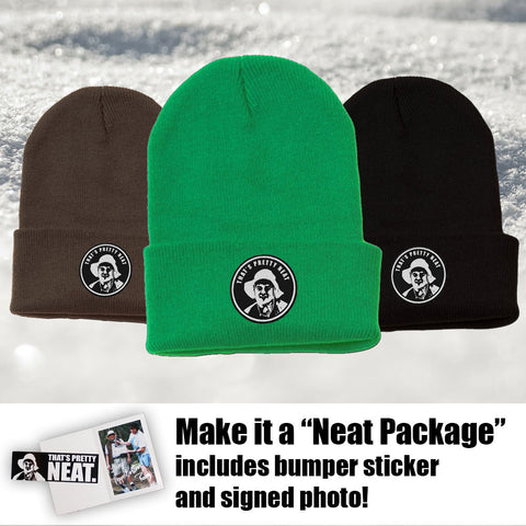 """That's Pretty Neat"" Beanie Hat"