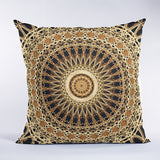 Colosseum Mandala Pillow