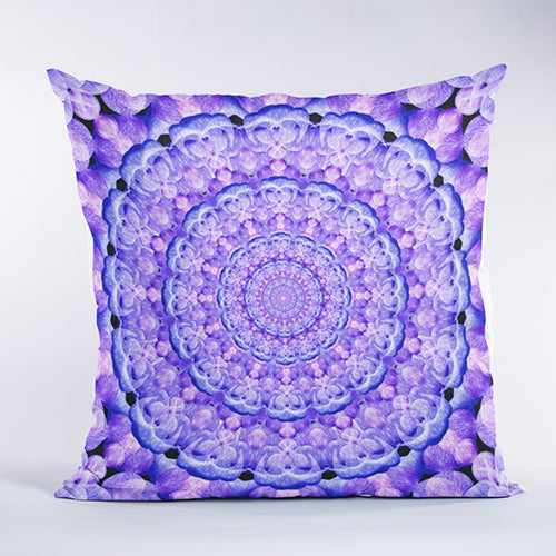 Orbs of Light Sacred Geometry Pillow