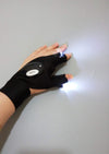 Convenient Glove Flashlight