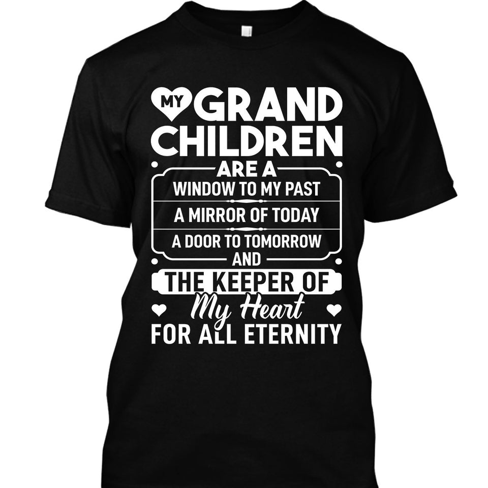 I Love My Grandchildren