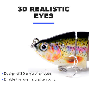 Magic Realistic Fishing Lure