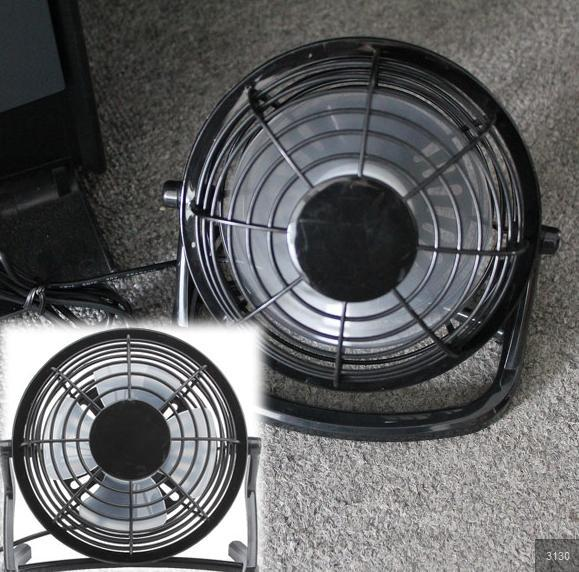 Mini PC USB Desk Fan