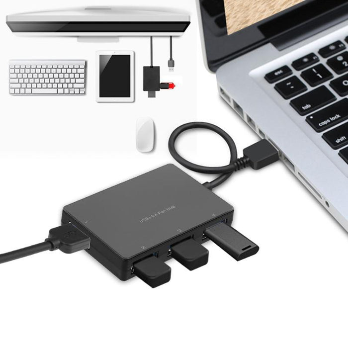 High Speed USB 3.0 HUB 4 Port
