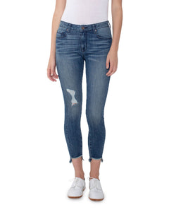 Parker Smith Twisted Seam Cropped Skinny Zuma