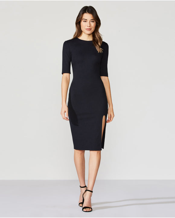 Bailey 44 Vive La Difference Navy Cocktail Dress