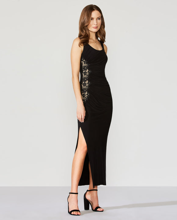 Bailey 44 Drizzle Cake Black Dress