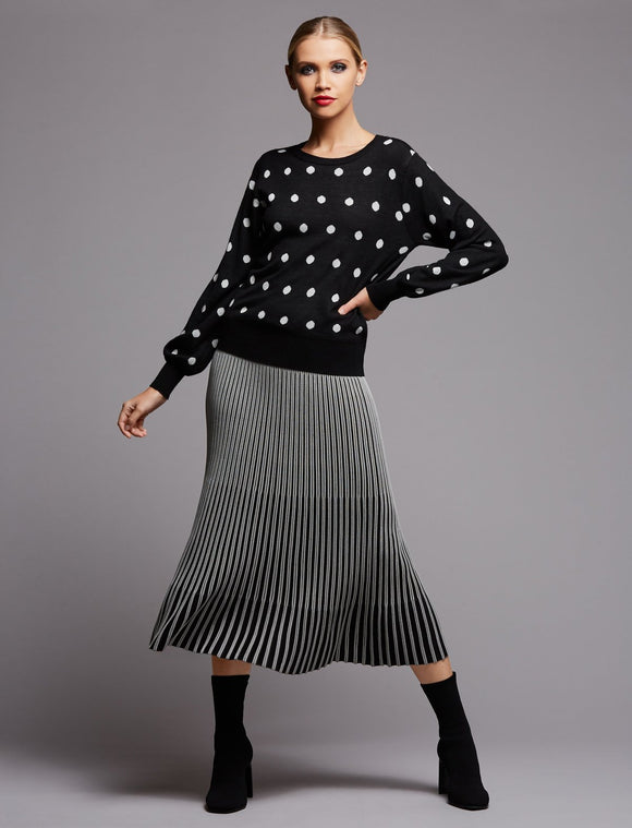 Bailey 44 Nadine Sweater Skirt