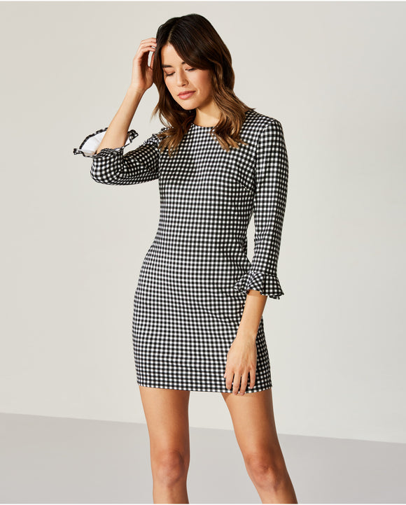 Bailey 44 Friends With Benefits Gingham Dress