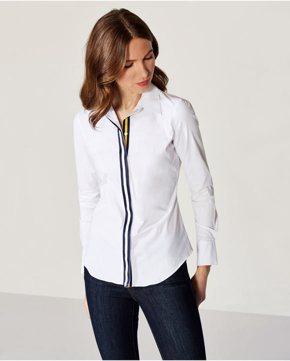 Bailey 44 Skipper White Button Down Shirt