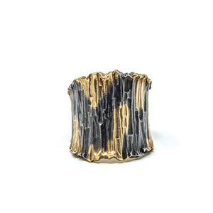 Bora Sterling Silver Band Ring