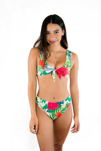 Molly J Swim Bora Bora Adjustable Bikini Top