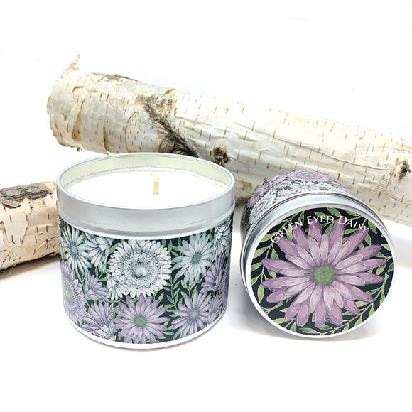 Soy Wax Candle Tins