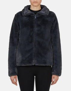 Save the Duck Women's Reversible Faux Fur Jacket
