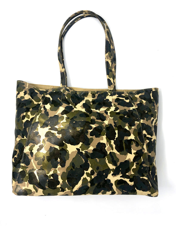 Streets Ahead Camo Bag