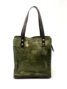 Undici Dieci Leather Soho Bag