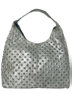 Streets Ahead Shimmer Hobo Bag