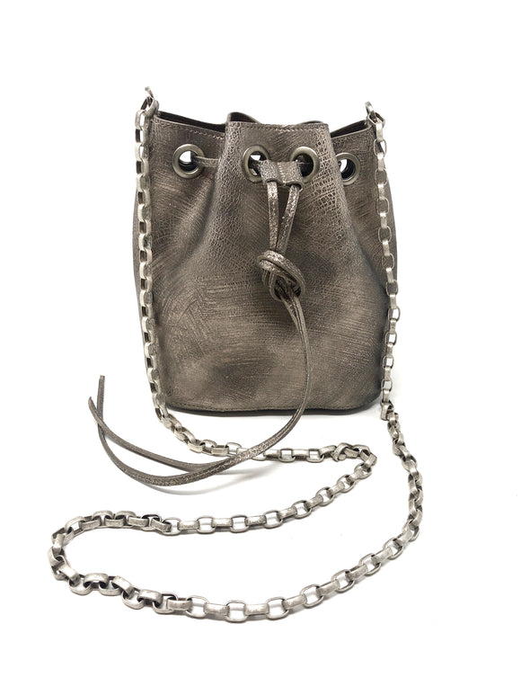 Streets Ahead Mini Bucket Bag