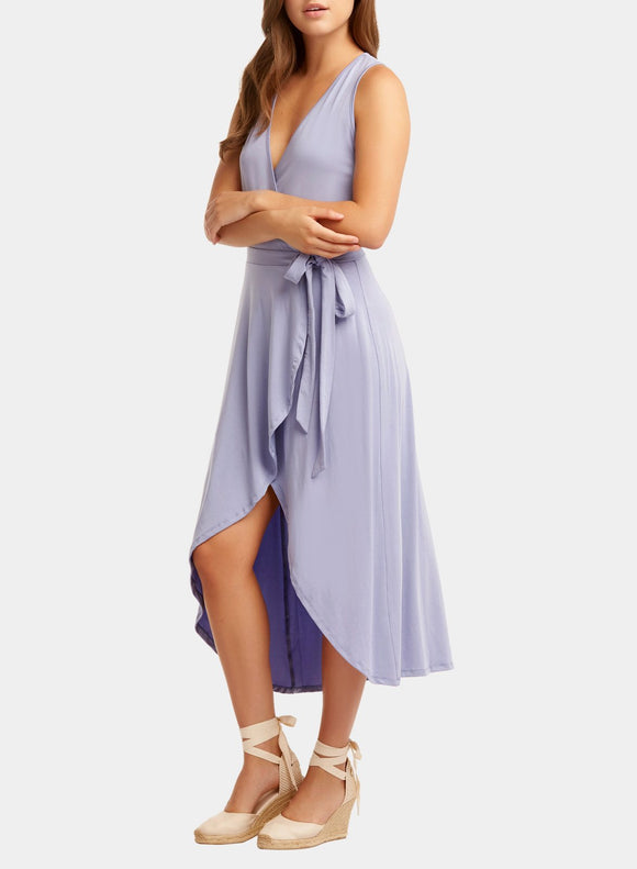 Tart Collections Peri Midi Wrap Dress