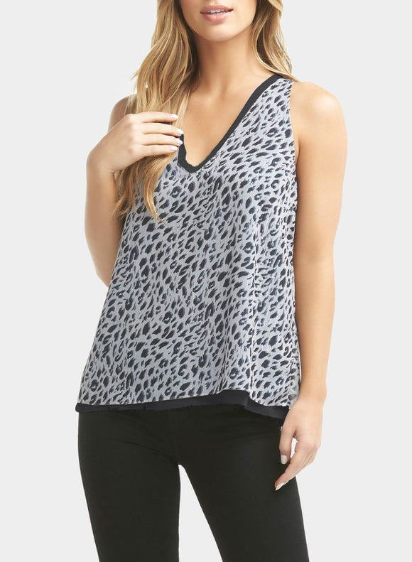 Tart Collections Aiya Leopard Print Tank