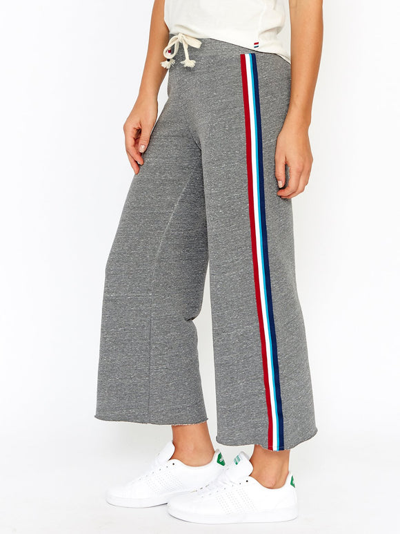 Sol Angeles Flag Stripe Culotte Pant