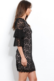 Three Dots Niko Lace Dress