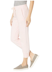 Three Dots Carnation Cropped Jogger