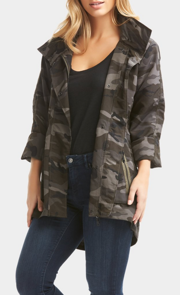 Tart Collections Cory Camo Jacket