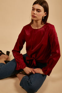 FRNCH Colina Top Red